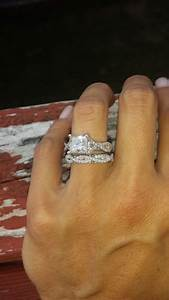 17 best ideas about princess cut on pinterest princess With princess diamond wedding ring