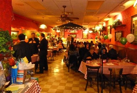 My Husband's 60th Birthday Party At Frantones Restaurant