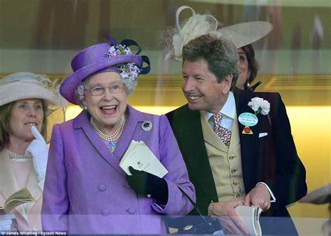 royal ascot queen celebrates  beatrice  eugenie