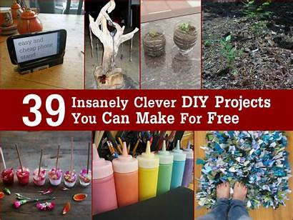 Diy Projects Clever Insanely Craft Crafts Around