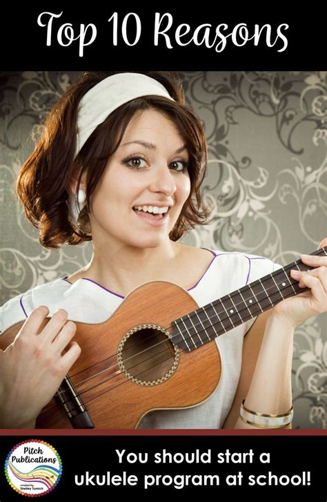 A music teacher made a relatable song about teaching online, featuring a ukulele and a terrifying shriek. Top Ten Reasons Why to Teach Ukulele in Your School   Teaching ukulele, Elementary music teacher ...