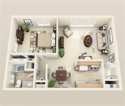 plan chambre 3d plan 3d appartement 1 chambre 10