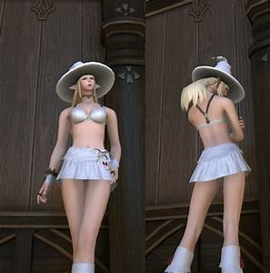 Eorzea Database Orison Skirt FINAL FANTASY XIV The