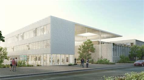 bureau michel forgue concours d 39 architecture pour l 39 extension de l 39 institut