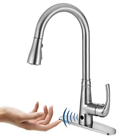 touchless kitchen faucet reviews
