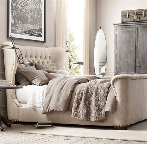 Stonewashed Belgian Linen Bedding Collection Bedrooms