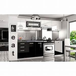 Cuisine Complète Pas Cher : justhome infinity pro led cuisine quip e compl te 240 cm ~ Melissatoandfro.com Idées de Décoration