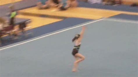 Level 3 Gymnastics Floor Routine by Level 3 Gymnastics Floor Routine