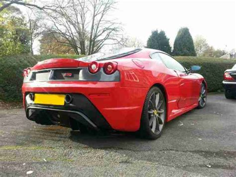 Ferrari F430 Scuderia Replica. Car For Sale