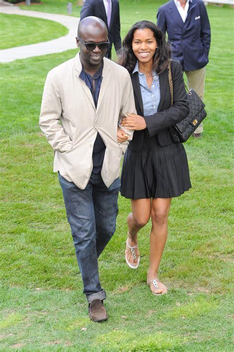 Ghanaianbritish Architect David Adjaye Weds Ashley Shaw