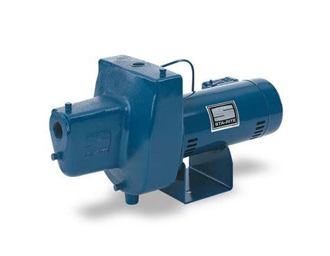 Hne Sta-rite Shallow Well Jet Pump (1 Hp, 115/230volts, 1
