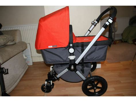 bugaboo cameleon 2 bugaboo cameleon 2 orange and grey in isleworth