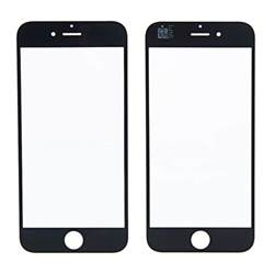 iphone 6 replacement glass replacement glass lens screen for iphone 6 black tmart