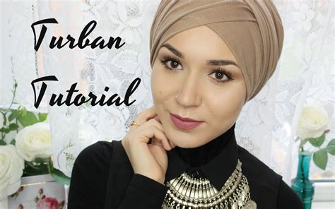 turban tutorial  fold hijab scarve ideas turban