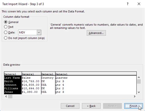 importexport text files easy excel tutorial