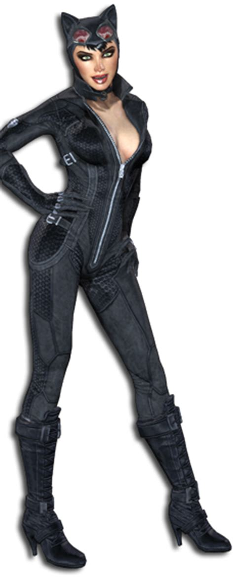 Catwoman Arkhamverse Batman Wiki Fandom Powered By Wikia