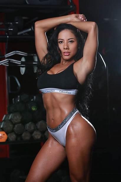 Eri Anton Fitness Workout Reveal Skin Exceptional