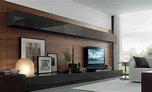 20 most amazing living room wall units for Living room wall units