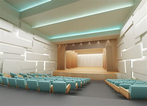 Theater Interior Design By Bulataya Interior Design