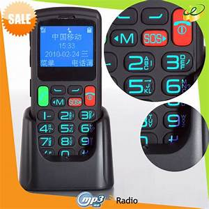 China Old People Mobile Phone