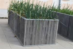 Winkelstütze Beton Preis : hochbeet aus beton in holzoptik ~ Frokenaadalensverden.com Haus und Dekorationen