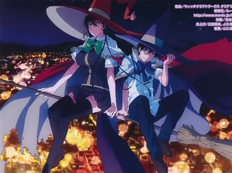 Top 10 Witch Anime List [best Recommendations]