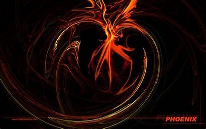 Phoenix Wallpapers Dark Desktop Fenix Background Pc
