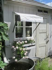 Die 25 besten ideen zu markise auf pinterest for Markise balkon mit rosen tapeten landhaus