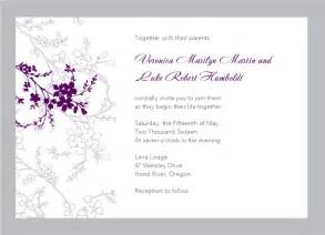 free wedding invitation template free printable wedding invitation templates
