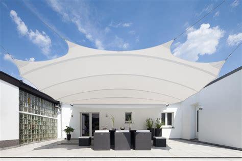 Segel Sonnenschutz Für Garten by Sonnensegel F 252 R Die Terrasse Ein Neues Lebensgef 252 Hl Im