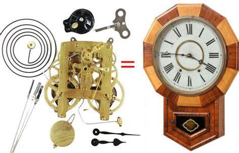 Antique Clock Movement Replacements