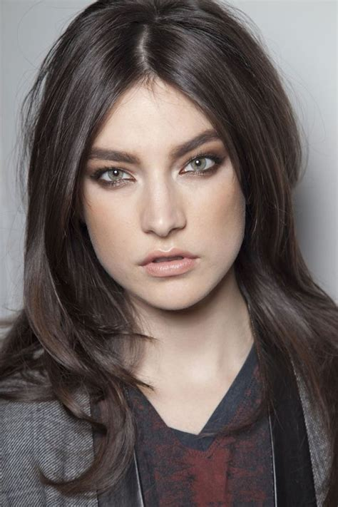 cool brown hair color best hair color for green and different skin tones