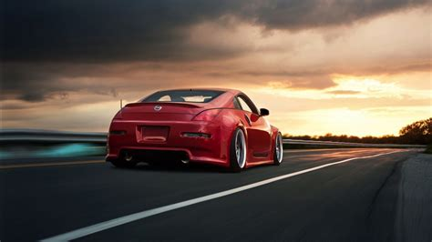 Racing Nissan 350z Wallpapers