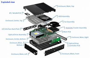 Exclusive Video Teardown  Microsoft Xbox One