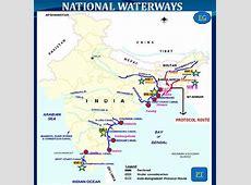 National Water Grid India's National Waterway Grid
