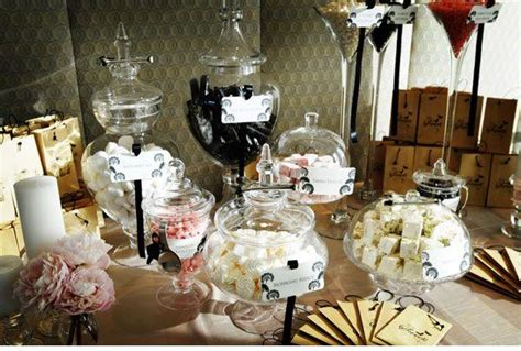 wedding candy vintage candy bar  weddbook