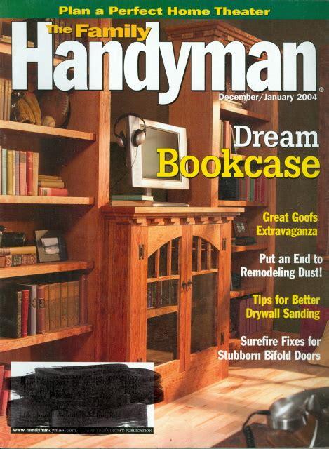 handyman magazine deals   blocks