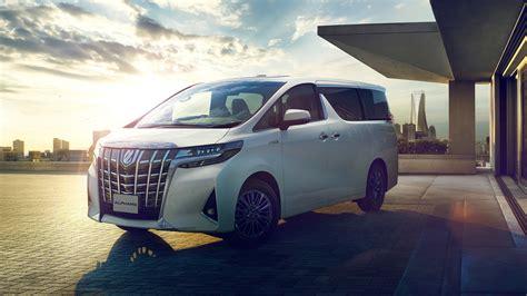 Toyota Alphard 4k Wallpapers 2018 toyota alphard executive lounge 4k wallpaper hd car