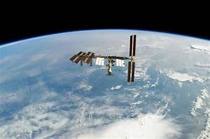 Earth From International Space Station - Pics about space