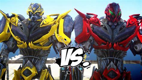 Grand Theft Auto V Wallpaper Bumblebee Vs Stinger Transformers Battle Youtube