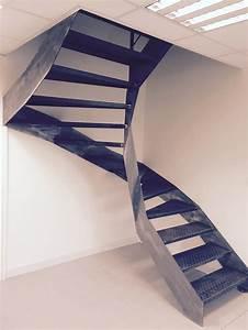 Escalier Métallique Industriel : escalier metallique ~ Melissatoandfro.com Idées de Décoration