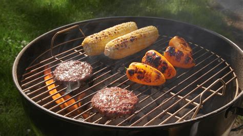 grill charcoal cook grilling vs