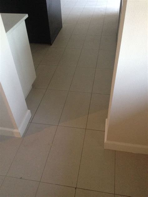 porcelain tile straight lay stack bond