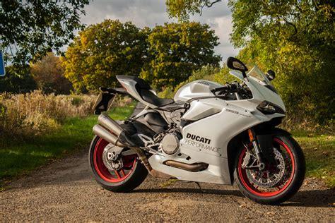 Ducati 959 Panigale Road Test