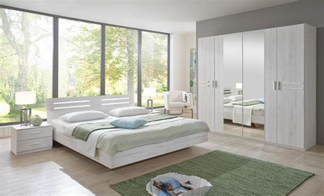 cing 4 chambres german susan driftwood white oak wardrobe king size bed