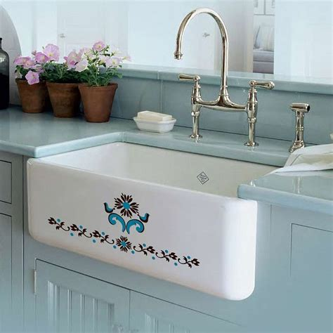 best farmhouse sink for the money 17 best images about blue yellow white my favorite