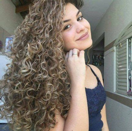 Trendy Hairstyles Long Curly Perms 20 Ideas Lange haare