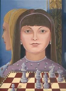 The Chess Set (Portrait of Alice Liddell), © 2003