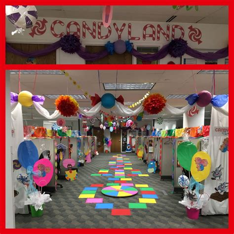 pin  jenn white  candyland decorations pinterest
