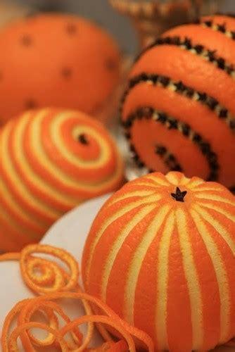 orange clove decorations a homemade christmas